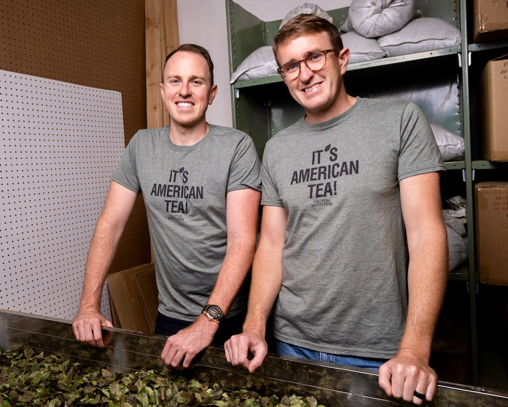 Yaupon Brothers American Tea Founders