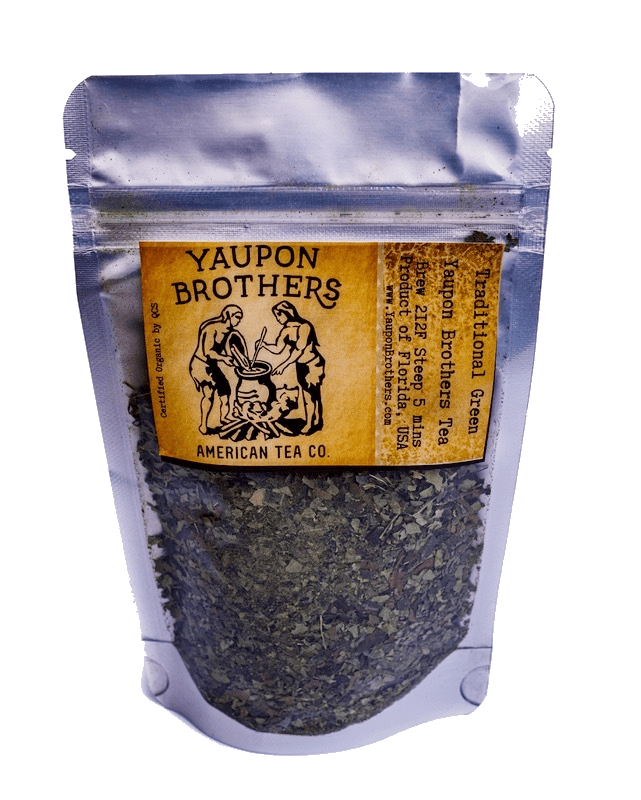 American Green Yaupon Loose Leaf  (1/2 oz)