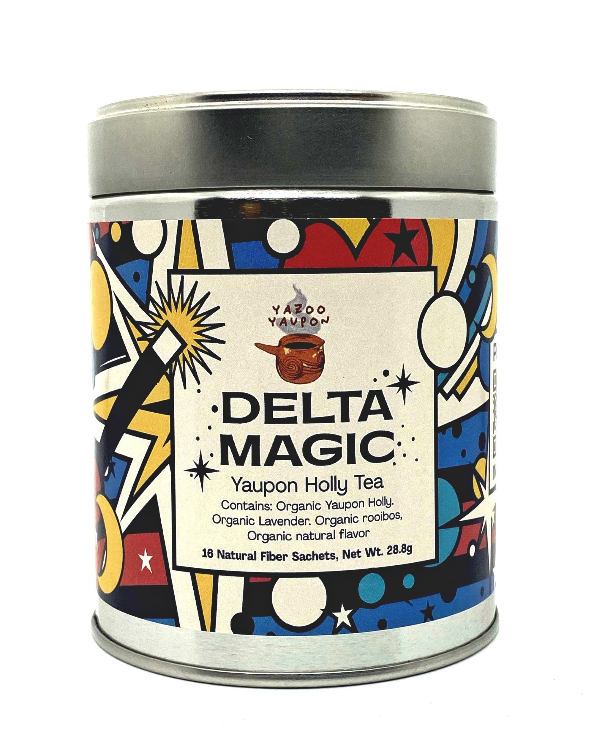 Yazoo Yaupon Delta Magic - 16 sachets