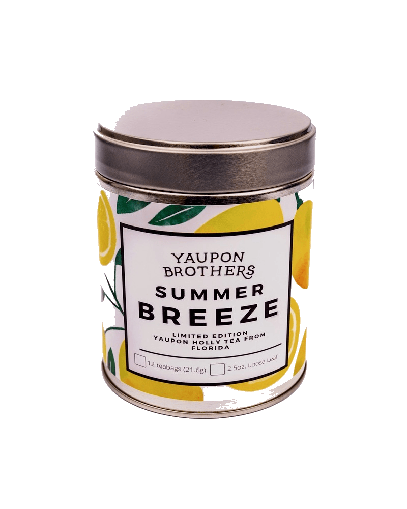 Summer Breeze Yaupon Holly Tea (12 sachets)