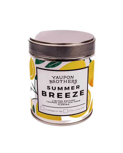 Summer Breeze Yaupon Holly Tea