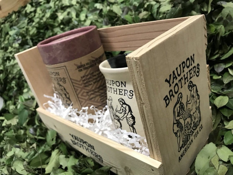 Yaupon Crate - two pack