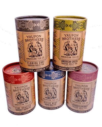Yaupon Holly Tea Variety Pack