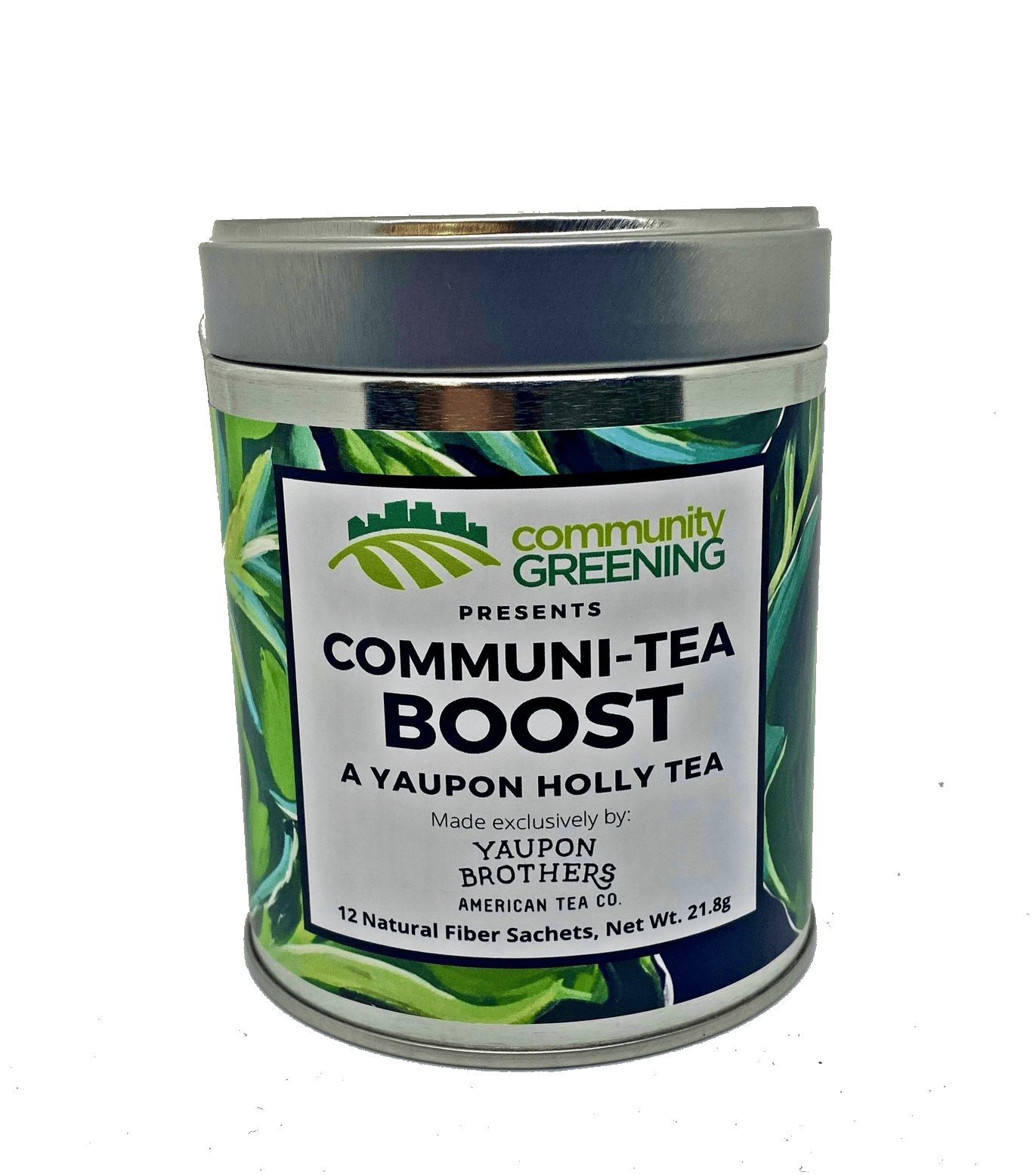 Communi-Tea Boost for Community Greening