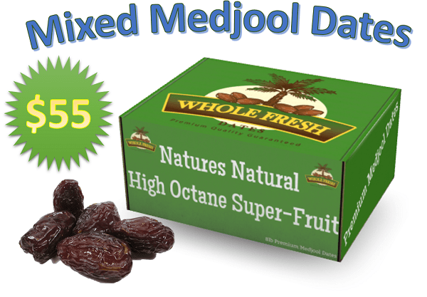 Mixed Medjool Dates - Price DROP!