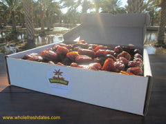 11 lb. bulk medjool dates