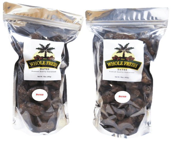 4lb Pitted Medjool Dates