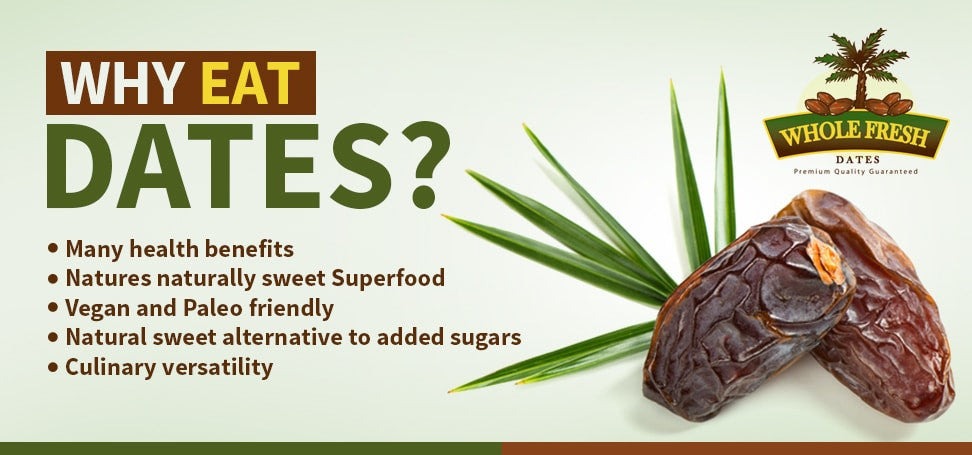 Why Eat Dates?