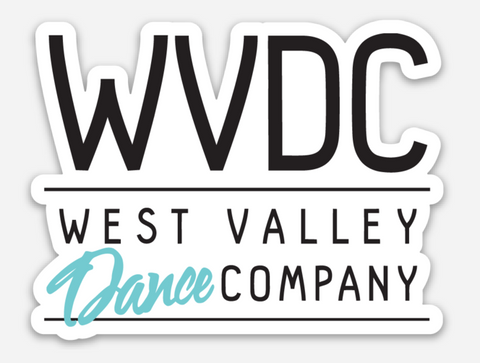 WVDC Cutout Sticker