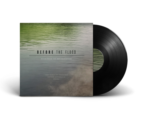 BEFORE THE FLOOD OST<br/><span>3XLP  + HI RES DIGITAL</span>