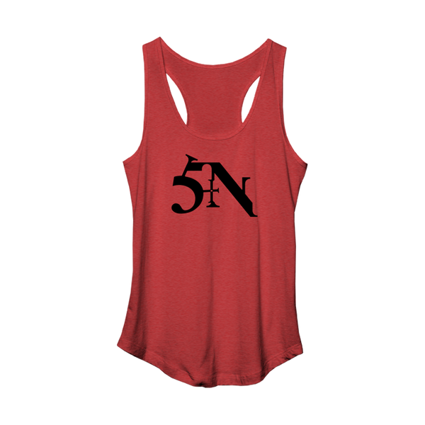 Sin Womens Racerback Tank - Nine Inch Nails  - 2