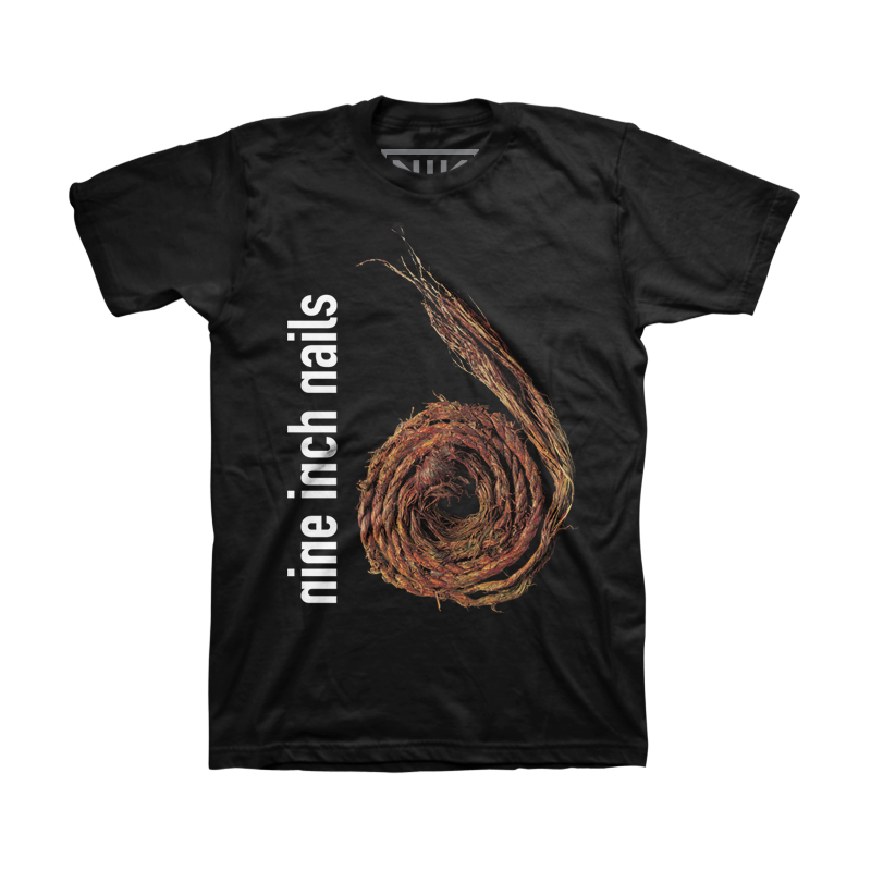 Further Down the Spiral Tee - Nine Inch Nails  - 2