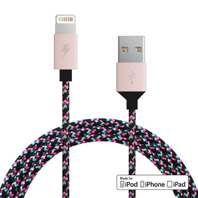Lisa Lightning Cable [10 ft / 3m length]