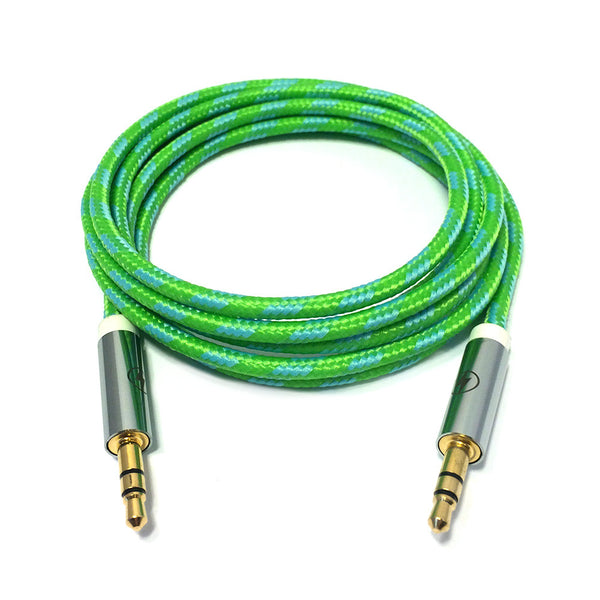 So Fresh and So Green Auxiliary Cable