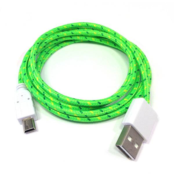 Lime Rock Mini USB Cable