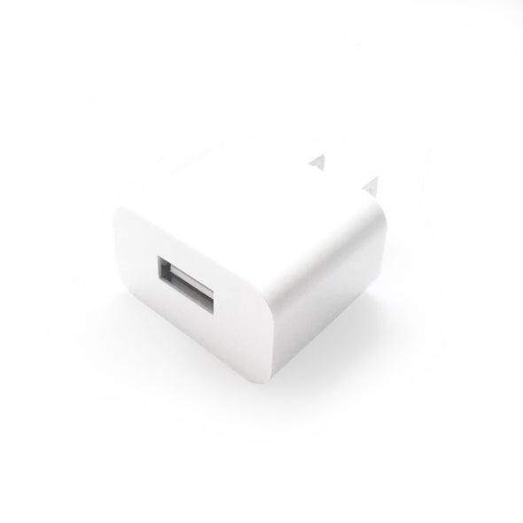 USB-A 2.4a Wall Block [quick-charging]