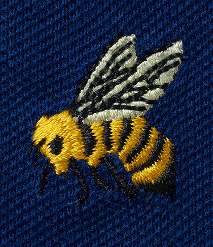Navy Blue Western Bumble Bee