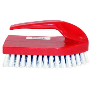 Brush with Red handle