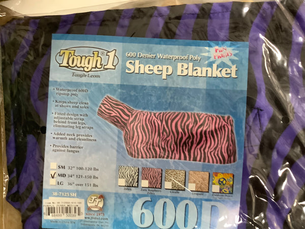 Tough 1 Sheep Blanket