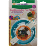 Clover Extra Large Pom-Pom Maker - Slip Stitch Needlecraft