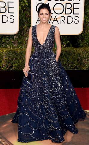 dress with pockets golden globes