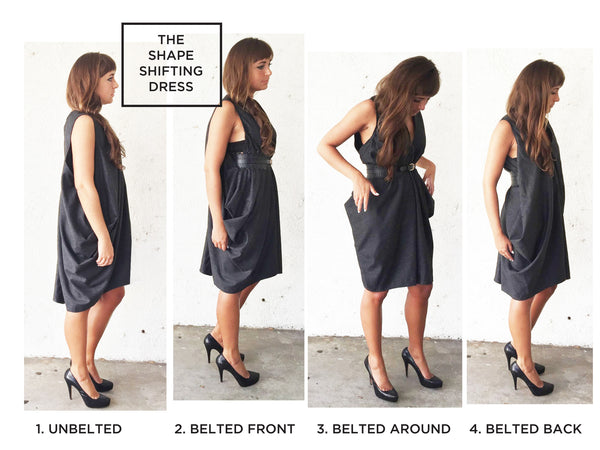 The Shapeshifting Dress