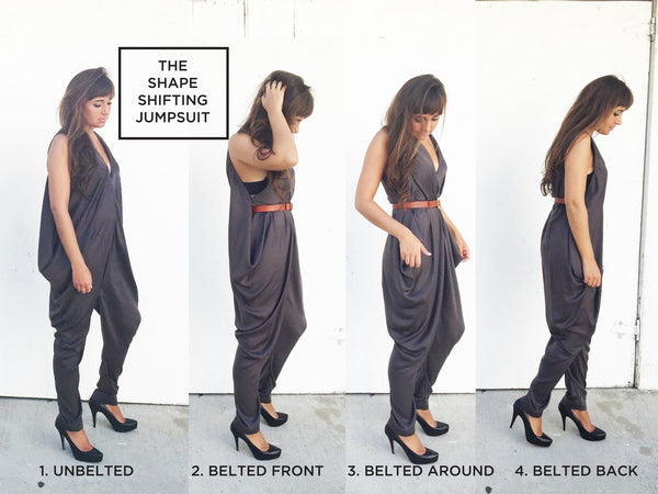 The Shapeshifting Jumpsuit