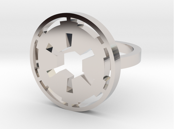 3D Printed Empire Ring - Azmara Asefa - 5