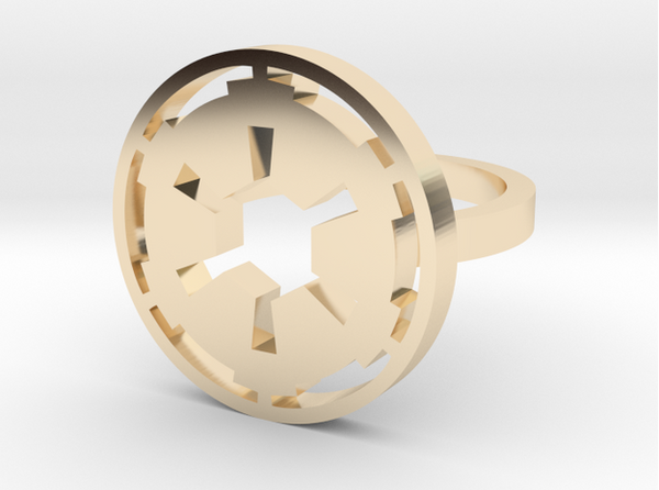 3D Printed Empire Ring - Azmara Asefa - 4