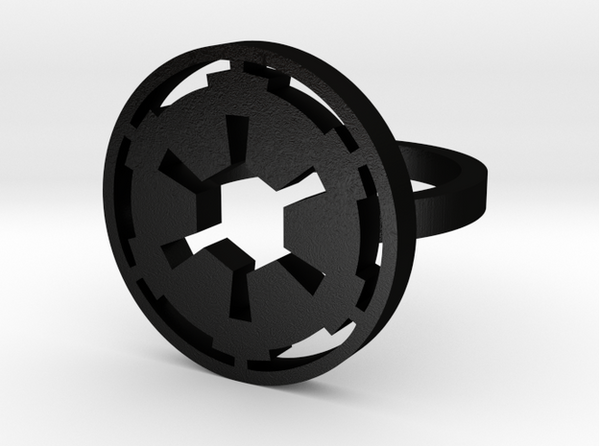 3D Printed Empire Ring - Azmara Asefa - 6
