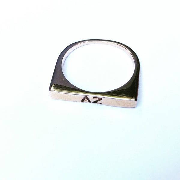 Customizable 3D-Printed Ring - Azmara Asefa - 2