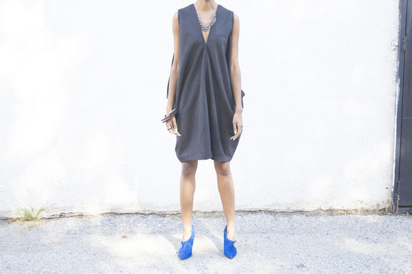 The Sack Dress - Azmara Asefa - 2