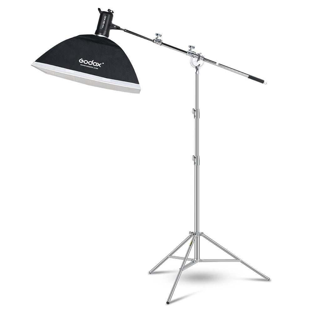 2pcs Stainless Steel 2.73M Heavy Duty Light Stand - Mode de vie Photography and Photo Presets
