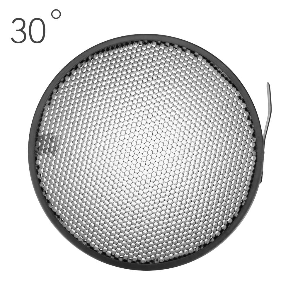Aluminum Honeycomb Grid 6.7'' 17cm 2/3/4/5/6/7mm for Bowens Standard Reflector Grid - Mode de vie Photography and Photo Presets