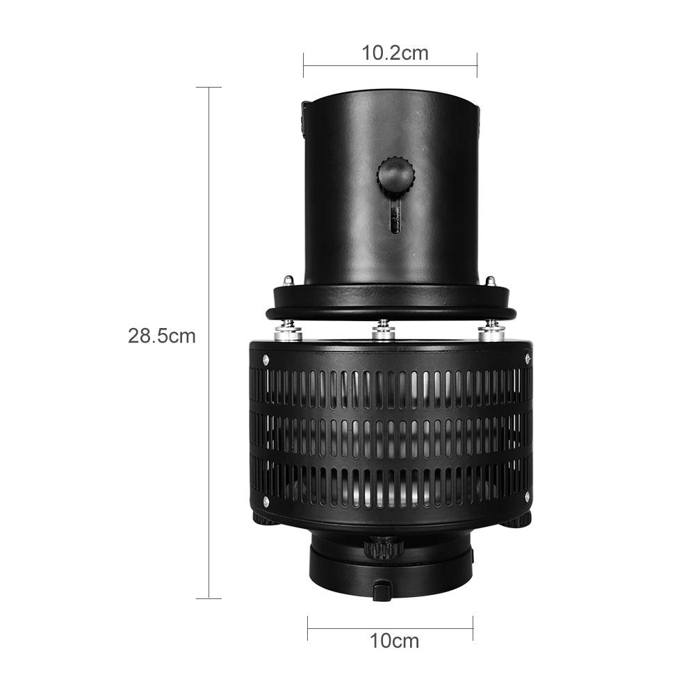 Focalize Conical Snoots Photo Optical Condenser Art Special Effects Shaped Beam Light - Mode de vie Photography and Photo Presets