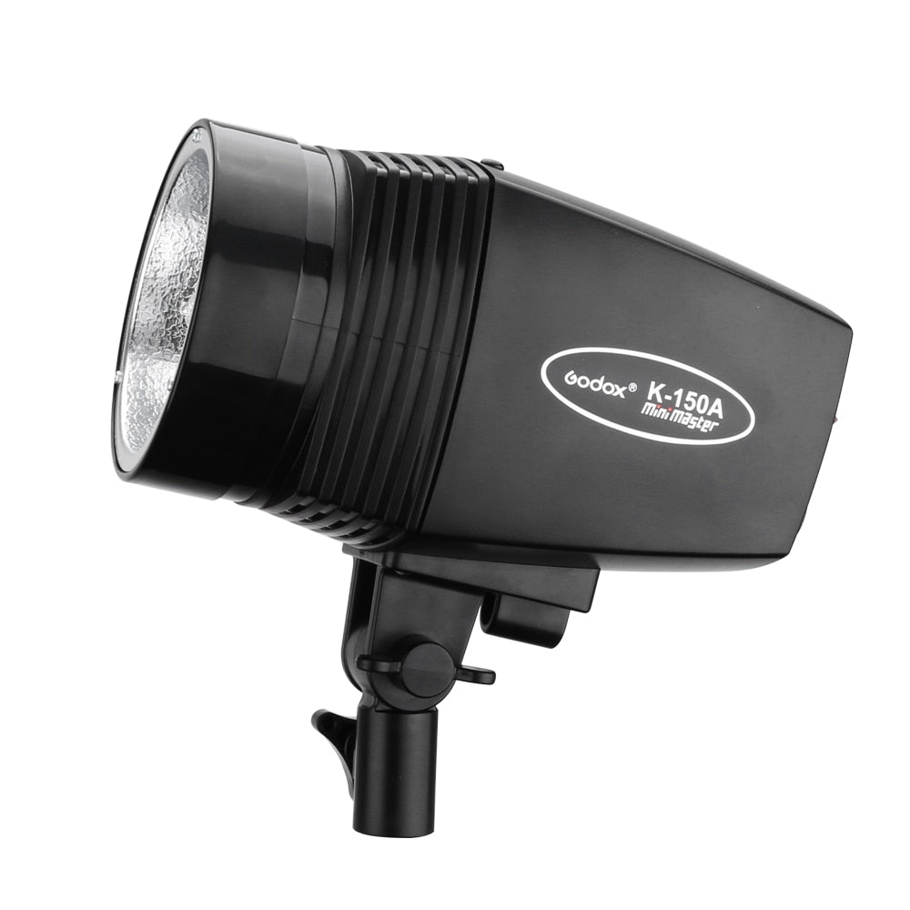 GODOX K-150A Portable Mini Master Studio Flash Lighting K-150A (150WS Small Studio - Mode de vie Photography and Photo Presets