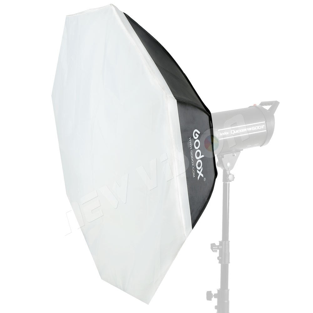 "Godox 120cm 47"" Octagon Flash Speedlite Studio Photo Light Soft Box / Bowens mount - Mode de vie Photography and Photo Presets"
