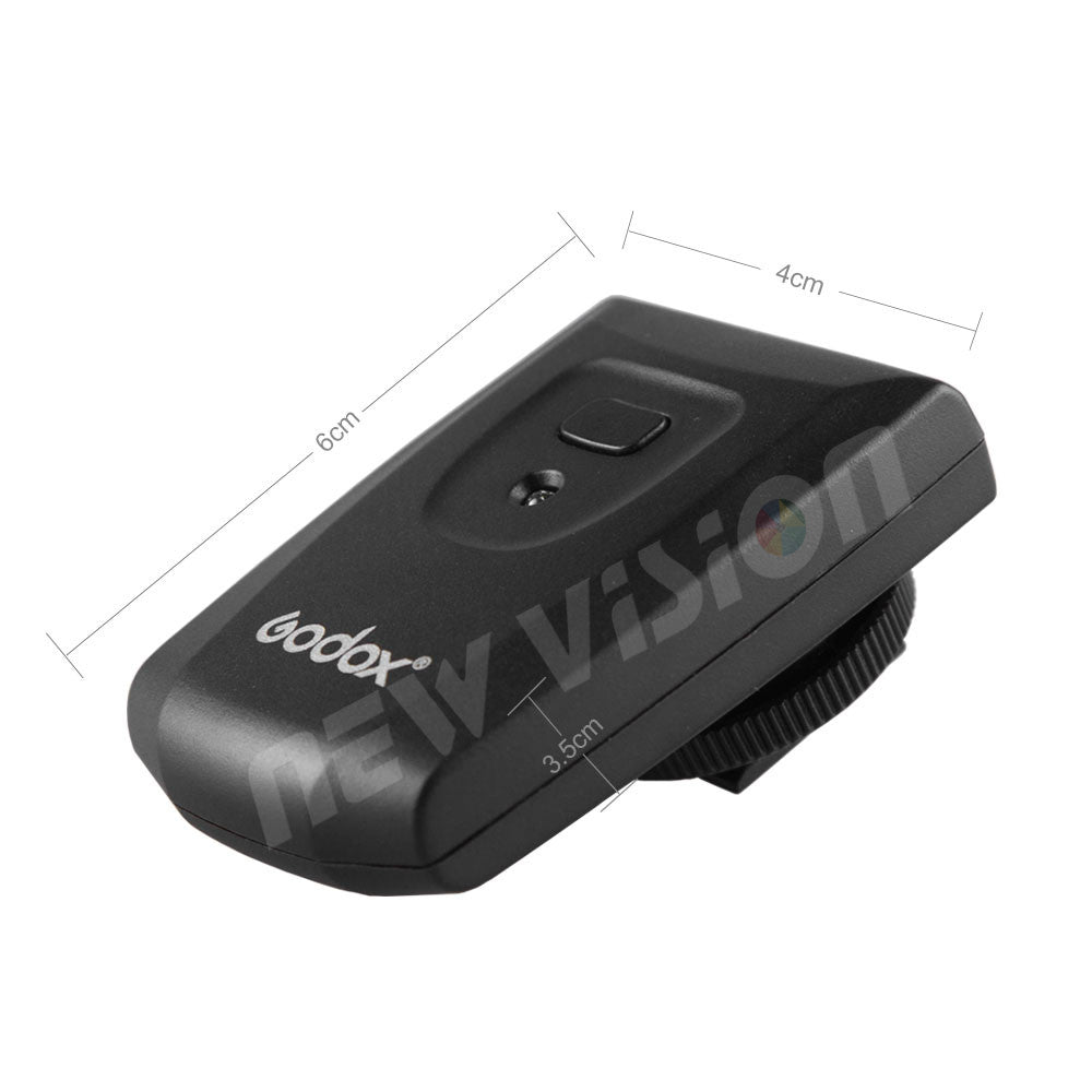 Godox 16 Channel Wireless Flash Trigger Transmitter CT-16 AT-16 RT-16 for Canon Nikon Pentax Studio Flash - Mode de vie Photography and Photo Presets