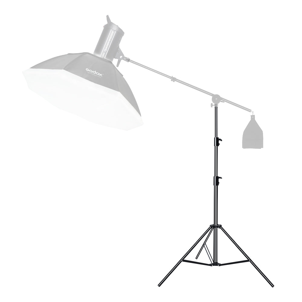 Godox 2.8M 110in 1/4 Screw Heavy Duty Light Stand - Mode de vie Photography and Photo Presets