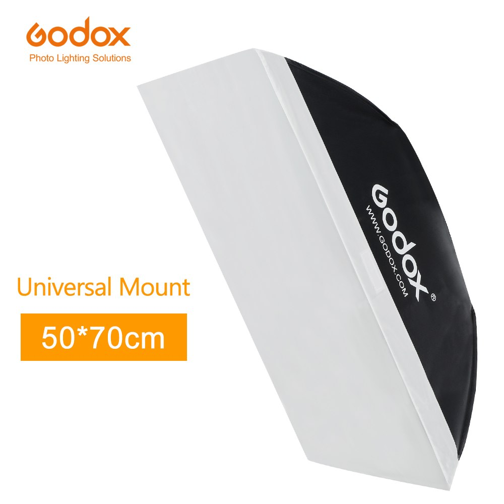 "Godox 20""x27"" 50x70cm Photo Studio Softbox Soft Box with Universal Mount - Mode de vie Photography and Photo Presets"
