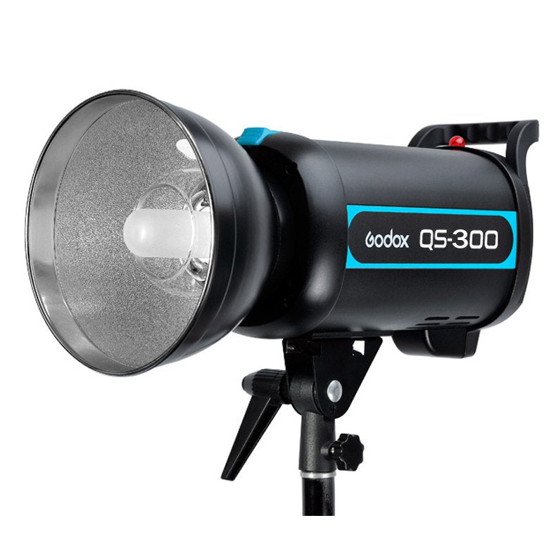 Godox 300Watts QS-300 QS300 300W Studio Strobe - Mode de vie Photography and Photo Presets