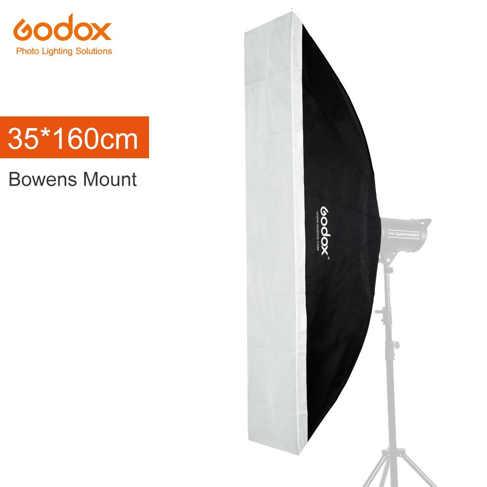 "Godox 35 x 160cm 14""x 63"" Speedlite Studio Strobe Flash Photo Reflective Softbox Soft Box - Mode de vie Photography and Photo Presets"