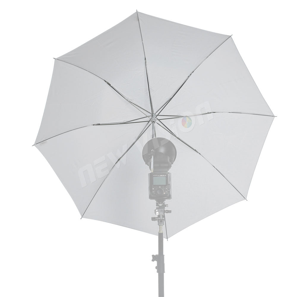 "Godox 37"" / 94cm White Folded Diffuser Soft Umbrella AD-S5 for Godox Witstro AD200 - Mode de vie Photography and Photo Presets"