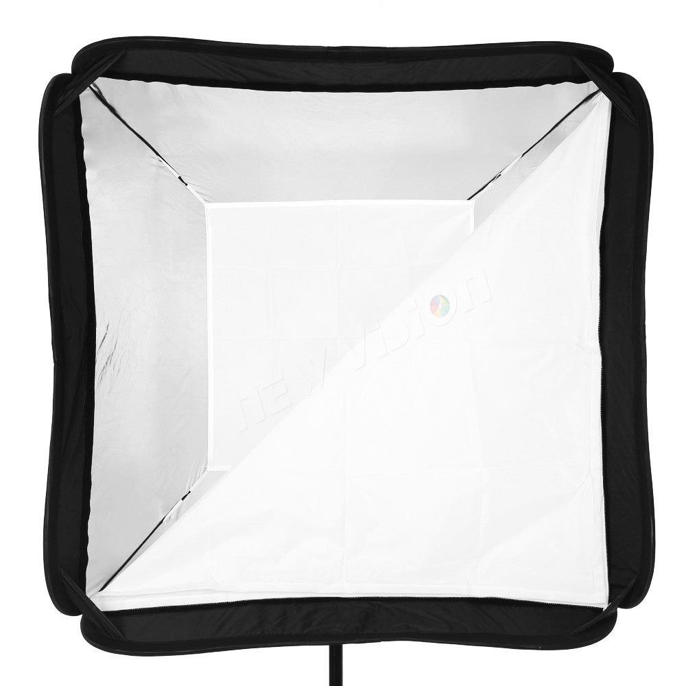 Godox 40*40cm foldable Soft Box Godox Suitbale For S-type Bracket Camera Flash - Mode de vie Photography and Photo Presets