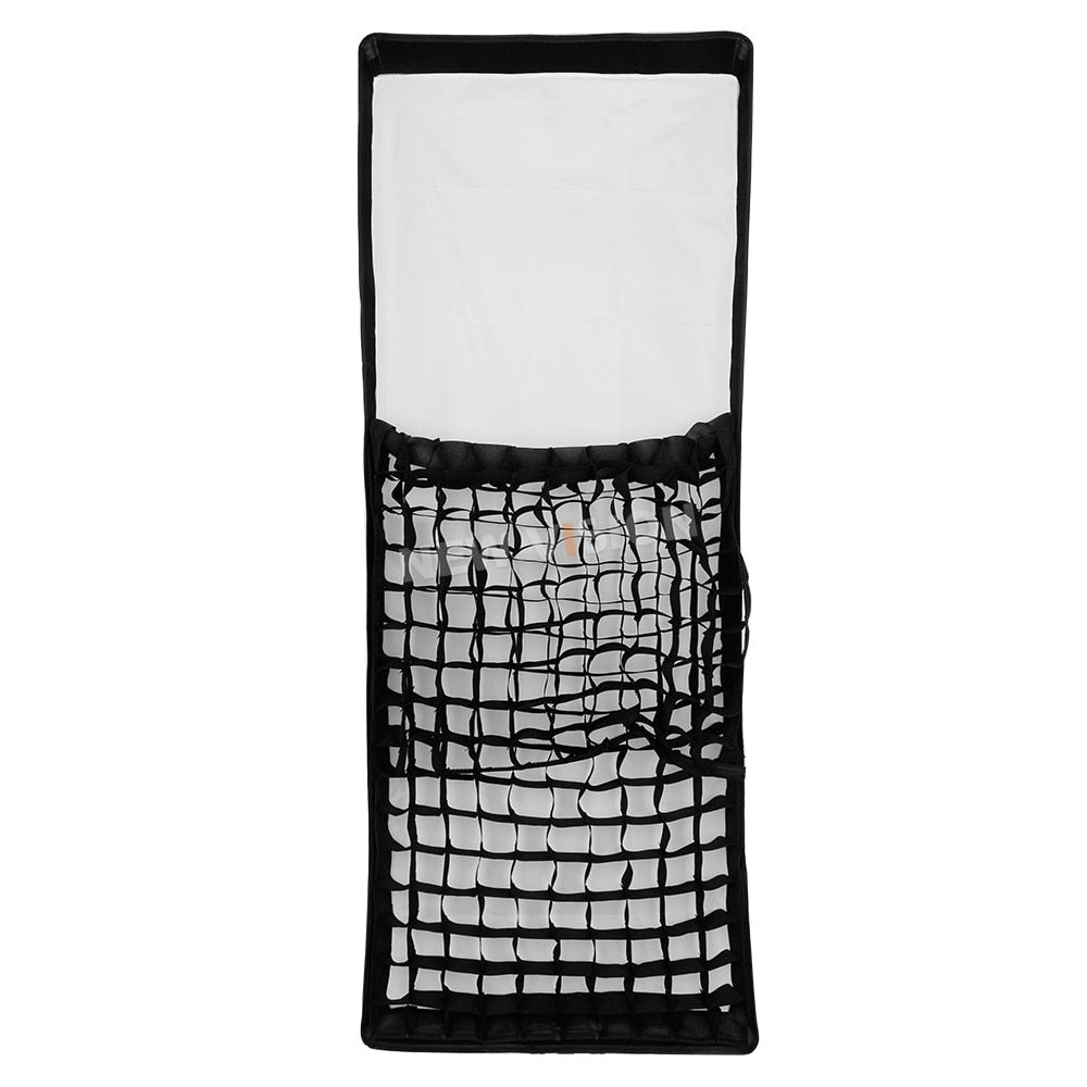 "Godox 50x130cm 20""x51"" Beehive Honeycomb Grid Strip Softbox Bowens Mount for Studio - Mode de vie Photography and Photo Presets"