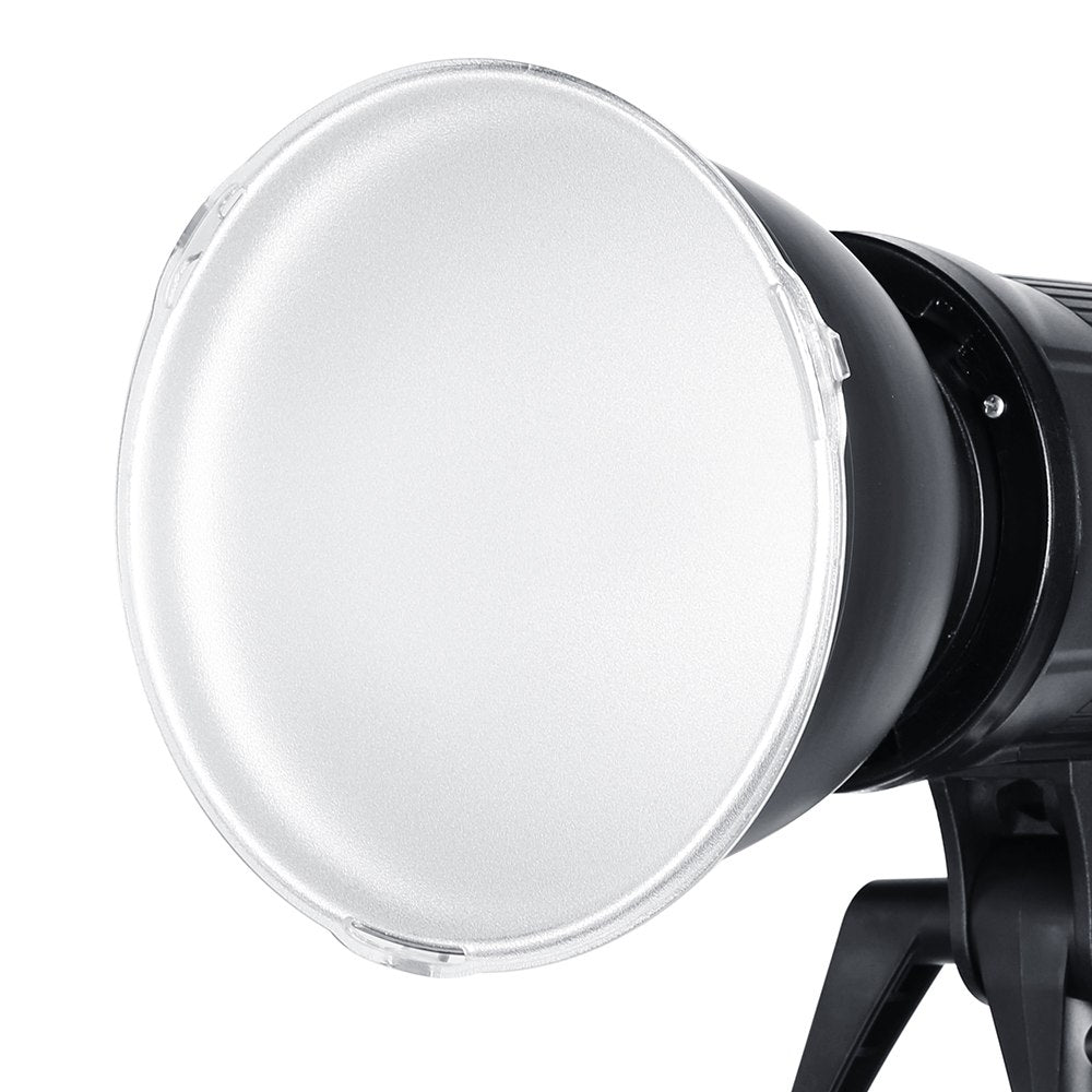 Godox 7 inch 18.3cm Diffuser Filter for Standard Reflector Studio Strobe Flash Speedlite - Mode de vie Photography and Photo Presets