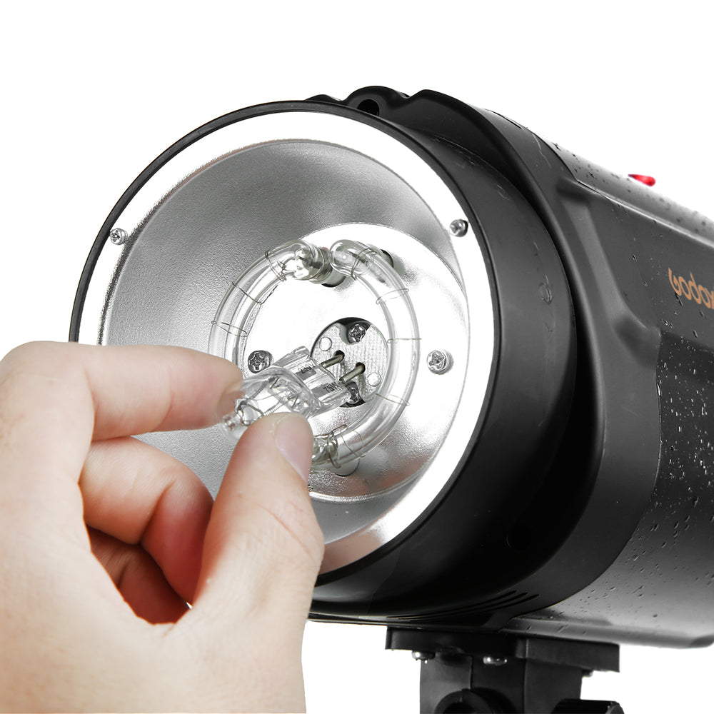 Godox 75W Flash Tube Lamp Bulb for Photo Studio Compact Flash Strobe Light K150A K180A - Mode de vie Photography and Photo Presets