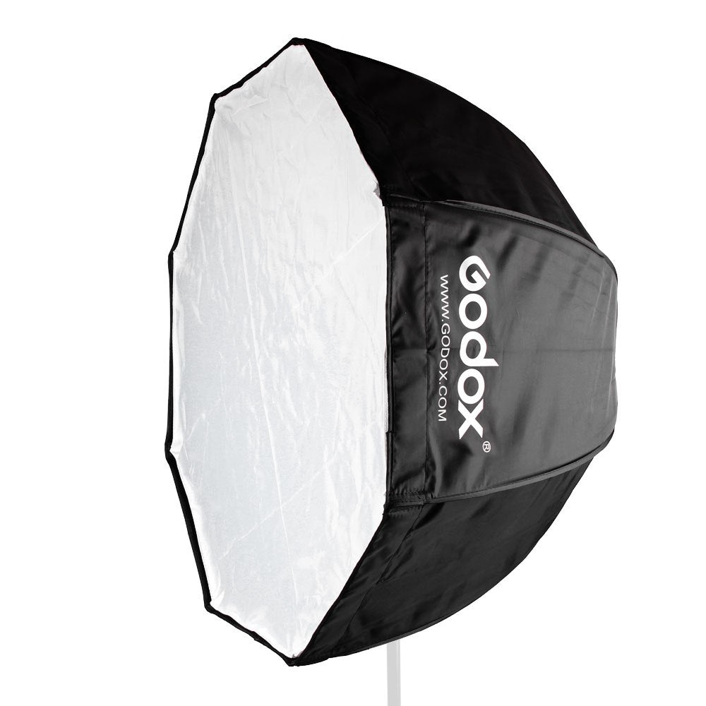 Godox 95cm 37.5'' Octagon Umbrella Softbox Light Stand Type-B Hot Shoe Holder Bracket Kit - Mode de vie Photography and Photo Presets