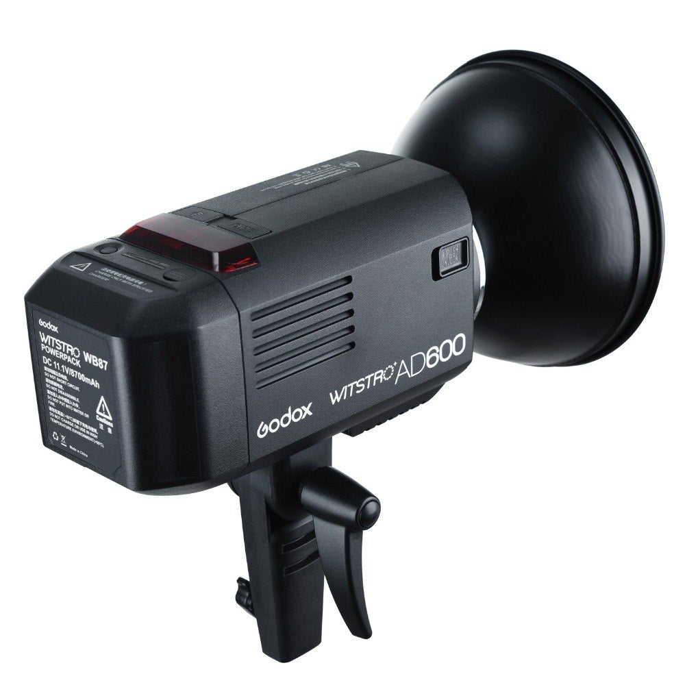 Godox AD600 600W TTL HSS 1/8000s Portable Outdoor Flash with X1T-N Trigger for Nikon - Mode de vie Photography and Photo Presets