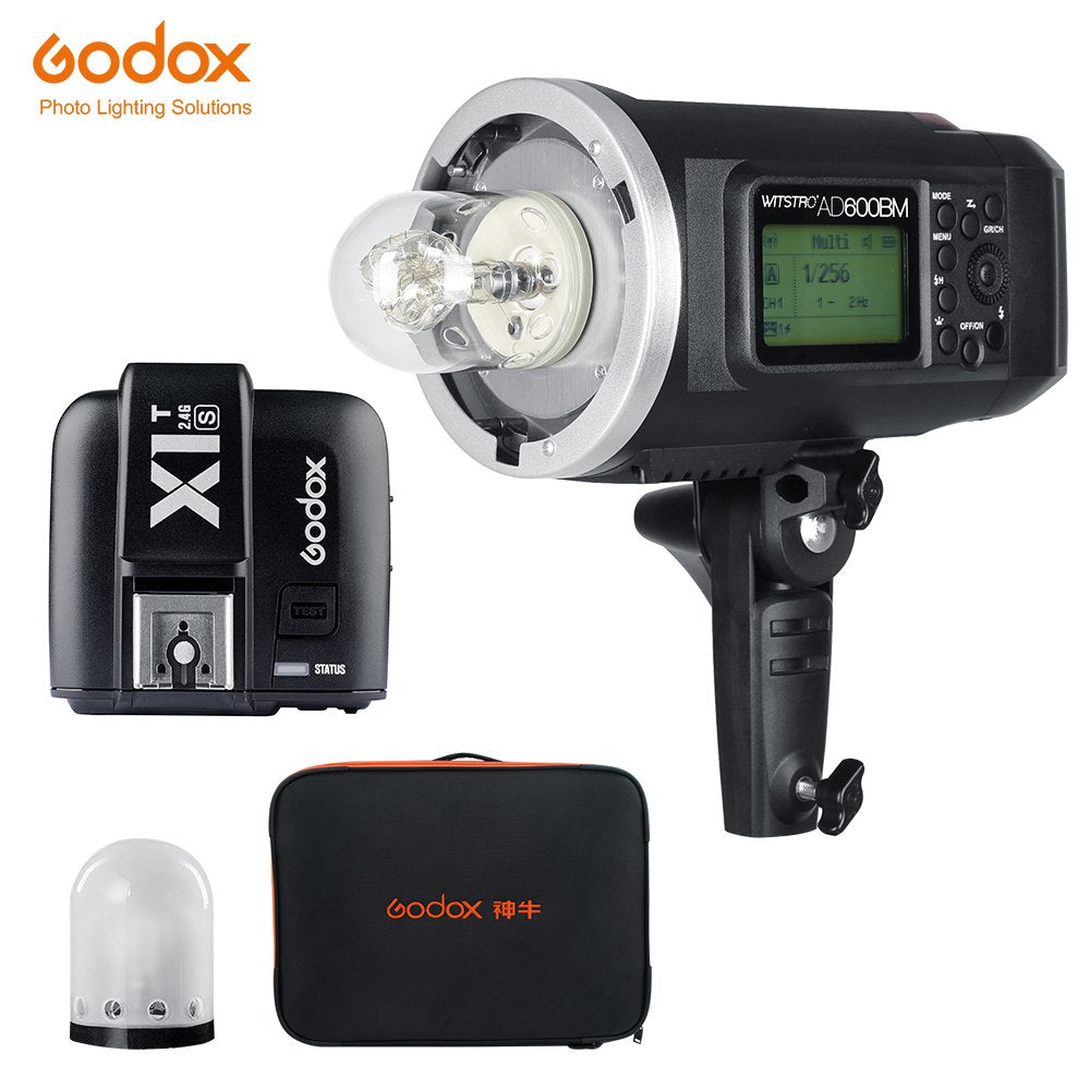 Godox AD600BM HSS 1/8000s 600W GN87 Outdoor Flash (Bowens Mount) + X1T-S Wireless - Mode de vie Photography and Photo Presets